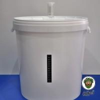 Бражная емкость 33 литра (комплект) 08104