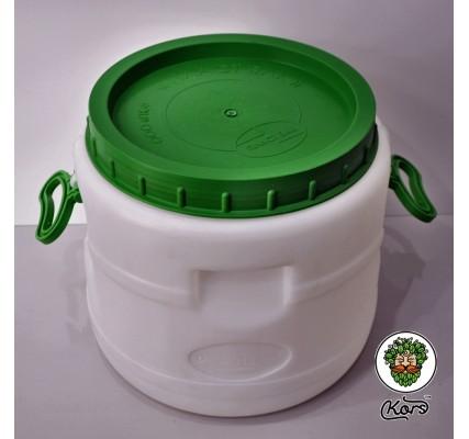 Бочка пластиковая (бродильная емкость) 20 литров