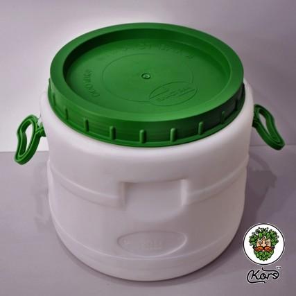 Бочка пластиковая длябраги 20 литров