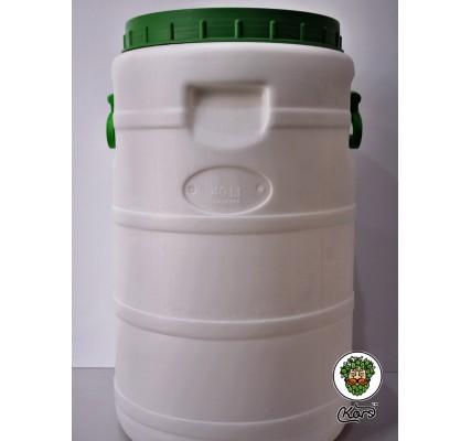 Бочка пластиковая (бродильная емкость) 40 литров