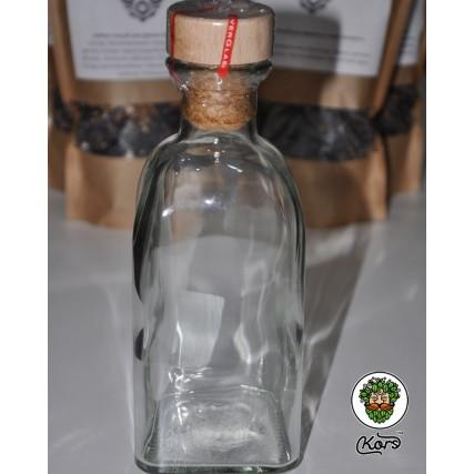 Бутылка стеклянная с пробкой 0.7 литра