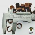 Медные кольца Рашига 15 мм
