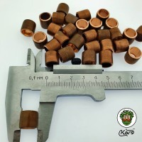 Кольца Рашига медные 12 мм.