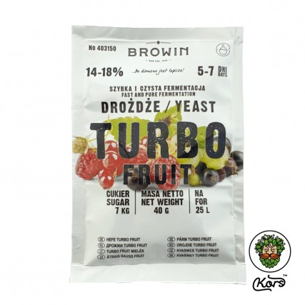 Фруктовые дрожжи Browin Turbo Fruit