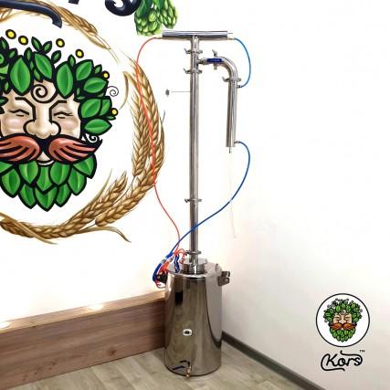"Ректификационная колонна Kors Прима Тора фланец 2"" 37 литров"