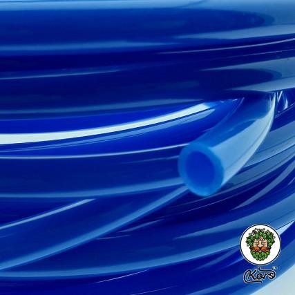 Шланг полиуретановый синий 8х5,5 мм.