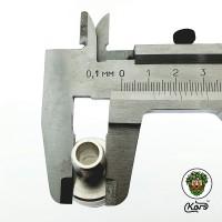 Дивертор на смеситель 12 мм. (без крана)