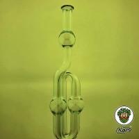 Винный гидрозатвор, трехкамерный